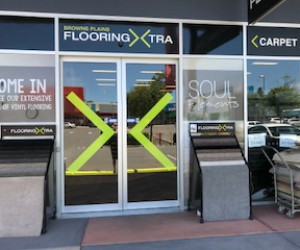 Browns Plains Flooring Xtra Queensland Store external store front