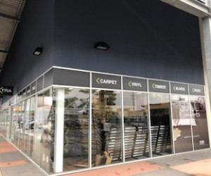 Browns Plains Flooring Xtra Queensland Store external corner
