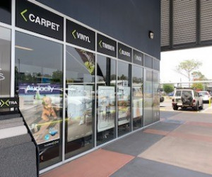 Browns Plains Flooring Xtra Queensland Store external windows