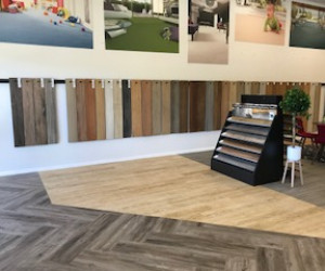 Browns Plains Flooring Xtra Queensland Store internal display