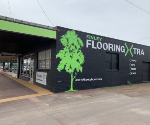 Finley Flooring Xtra Store ACT external of store
