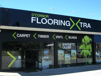 Flooring Store in O'Connor