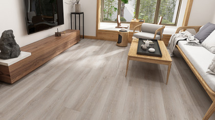 Nova Scotia Laminate flooring swatch in Trenton