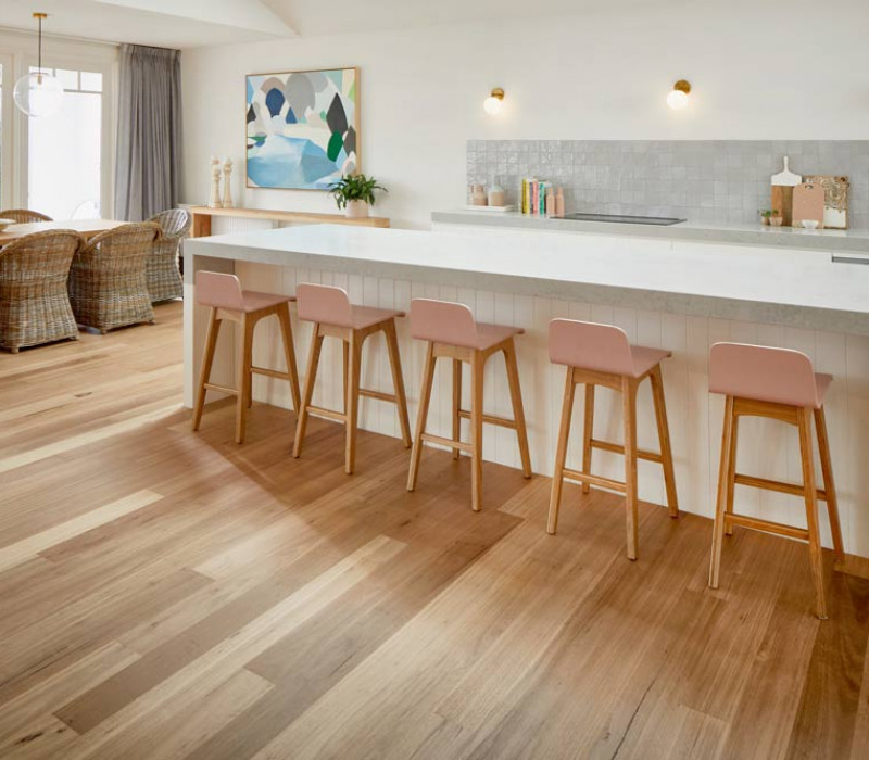 Native Collection Brushed Blackbutt