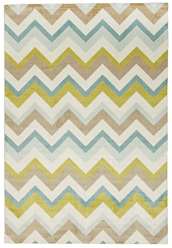 City Collection – Green Chevron 559