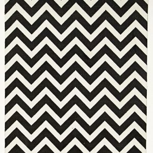 City Collection - Black Chevron 559