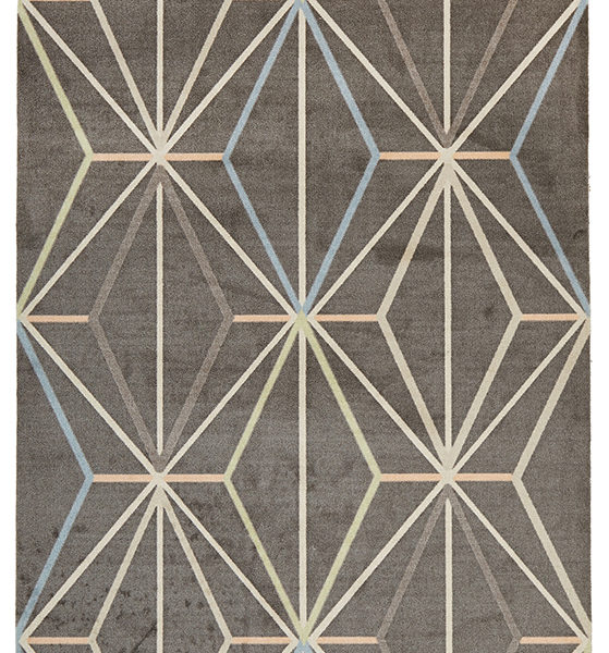 City Collection – Taupe Lines