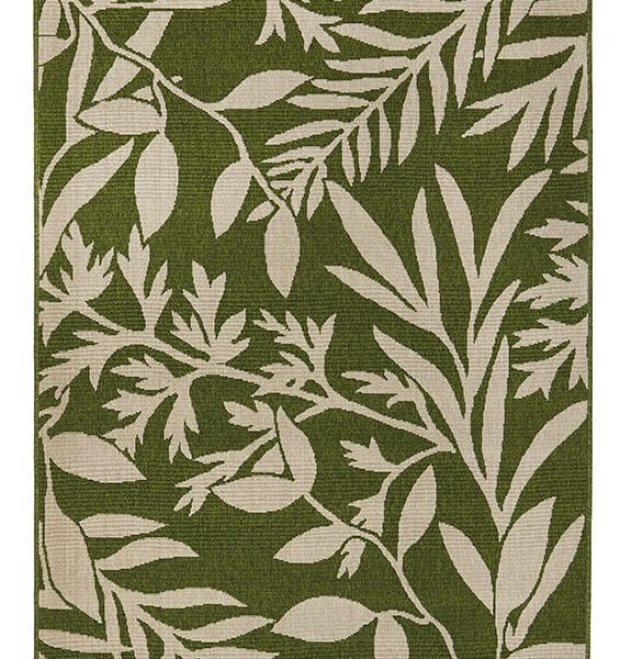 Alfresco - Green Leaf 6501