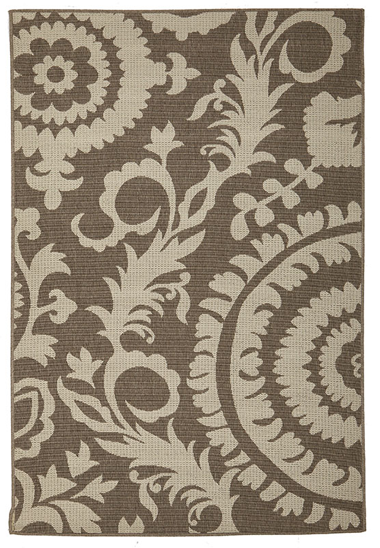 Alfresco - Natural Patterned 6509