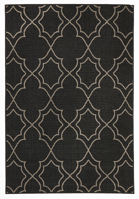 Alfresco - Charcoal Symmetric 6510