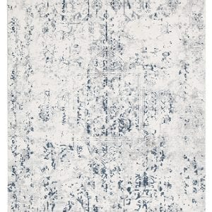 Kendra - White Abstract 1732