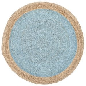 Atrium - Blue Jute Polo
