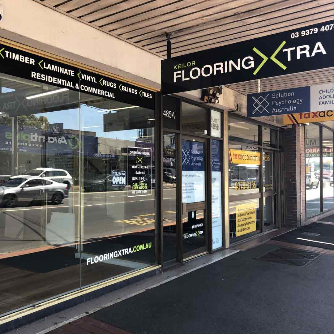 Keilor Store Front