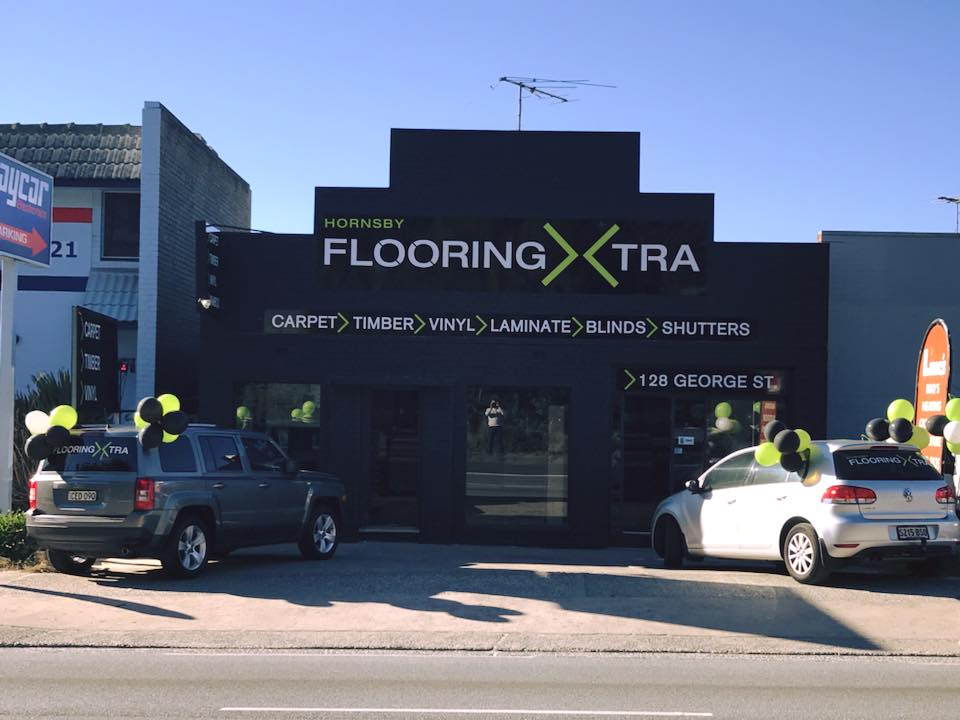 Hornsby Store Front