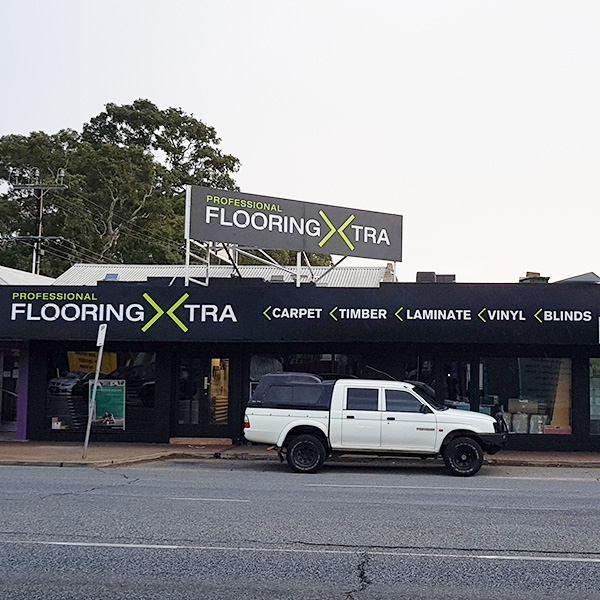 Professional Flooring Xtra, A Fresh New Look for Edwardstown Showroom