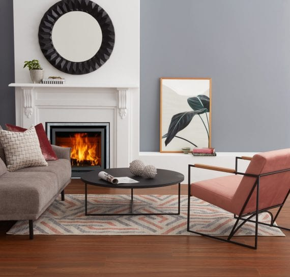 5 Rugs That Will Transform your Home - AquaLife Snowy Mountain Spotted Gum
