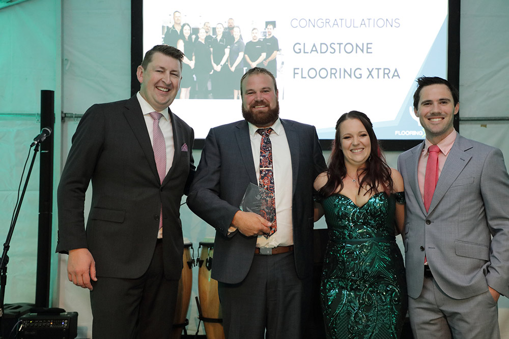 Conference Winners Gladstone Flooring Xtra