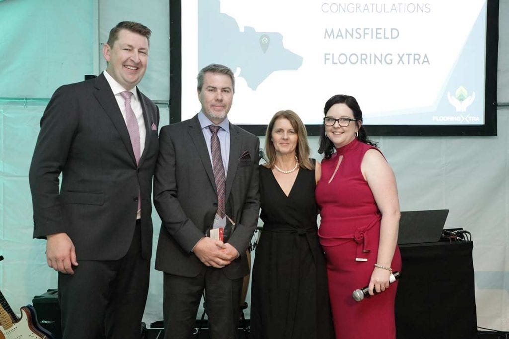 Mansfield Flooring Xtra Conference