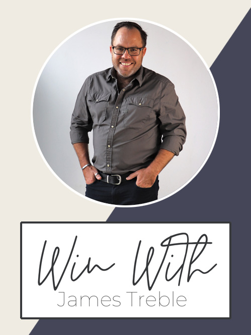 Win an exclusive styling consultation with James Treble