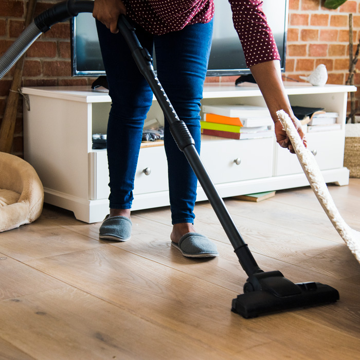 Hard floor cleaning tips