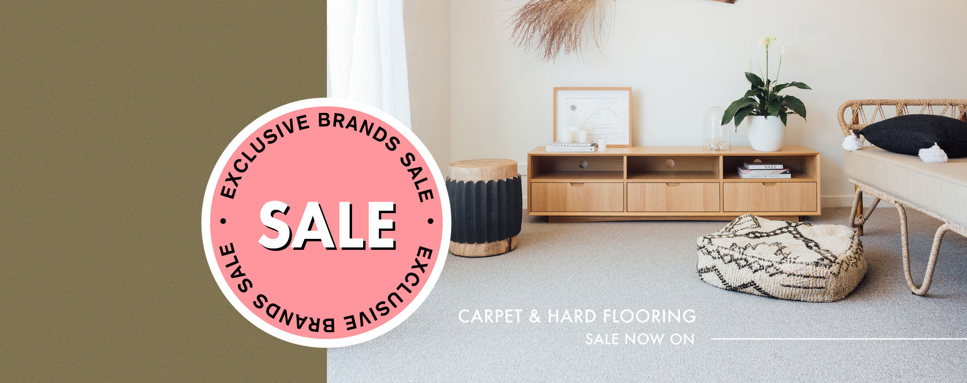 Flooring Xtra Exclusive Brands Sale 2020 now on banner