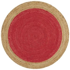 Atrium - Cherry Jute Polo