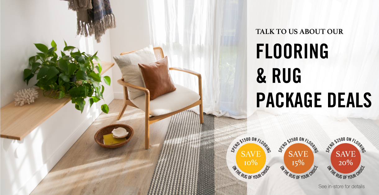 Flooring and Rugs Offer